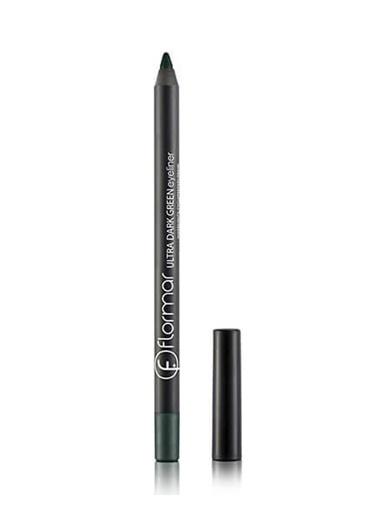 Flormar Ultra Eyeliner Koyu Yeşil Göz Kalemi  014 Renkli